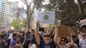 Climate March Melbourne September 2019