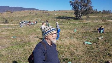 Urambi Hills Tree Planting